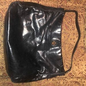 "tory burch shoulder bag ""distressed leather bag"""